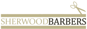 sherwood barbers logo